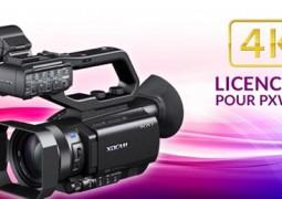 آپدیت جدید سونی با قابلیت ۴k برای دوربین Sony X70