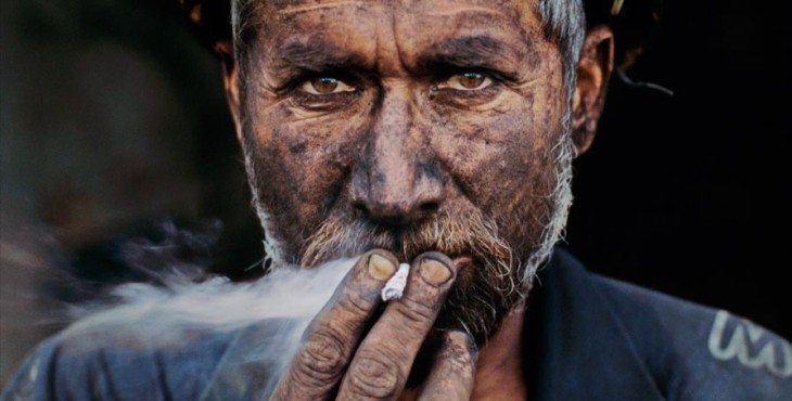 عکس مرد افغان از استیو مک کوری