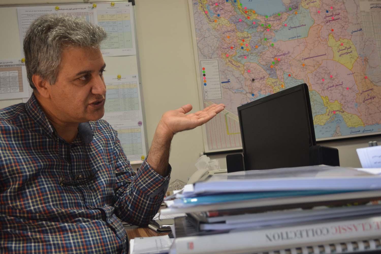 سعید پوراسماعیلی مدیر اجرایی جایزه پژوهش سینمایی سال شد
