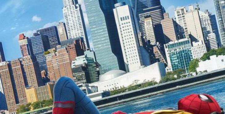 پوستر جدید فیلم اسپایدرمن - بازگشت به خانه