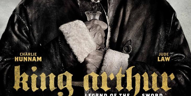 کیفیت اصلی پوستر جدید فیلم شاه آرتور - افسانه شمشیر - پوستر ششم